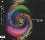 [USED]IK/ユナイト/STARTiNG OVER'S(初回限定盤/CD+DVD)