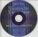 [USED]IK/DIAURA/Vanishing the Triangle vision 2014.11.30赤坂BLITZ LIVE DVDダイジェスト版(DVD)
