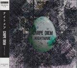 [USED]NIGHTMARE(ナイトメア)/CARPE DIEM(A type/CD+DVD/トレカ付)