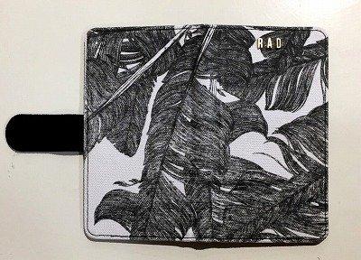 画像1: [USED]SJ/the GazettE/BLACK MORAL iPhone ケース(全機種対応)