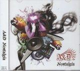 [USED]A&D/Nostalgia-ノスタルジア-(CD+DVD)
