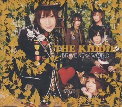 画像1: [USED]THE KIDDIE/BRAVE NEW WORLD(初回限定盤/CD+DVD)