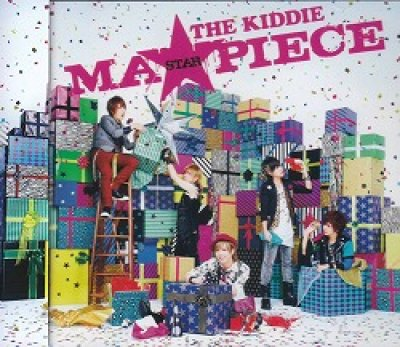 画像1: [USED]OSJ/THE KIDDIE/MASTAR PIECE(通常盤)