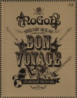 [USED]NoGoD/BON VOYAGE -10TH ANNIVERSARY TOUR 2015 FINAL-(Blu-ray)