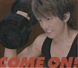 [USED]TETSUYA/COME ON!(ステッカー+ポスター付/トレカ2枚付)
