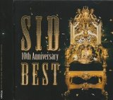 [USED]IKJ/シド/SID 10th Anniversary BEST(初回限定盤/CD+DVD)