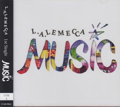 画像1: [USED]L.A.LEMECCA/MUSIC(TYPE A)