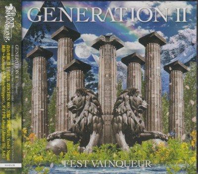 画像1: [USED]FEST VAINQUEUR/GENERATION II-7Colors-(初回限定盤/CD+DVD)