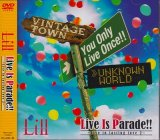 [USED]Lill/Live Is Parade!!-Live in lasting love.2-(DVD)