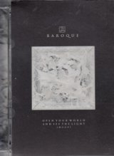 [USED]BAROQUE(バロック)/OPEN YOUR WORLD AND SEE THE LIGHT [Moon](Blu-ray/流通盤)