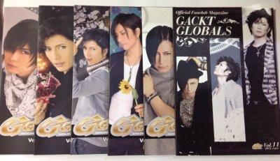 画像2: [USED]Gackt/(会報)DearsセットVol.1-Vol.11