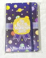 [USED]Blu-BiLLioN/メモ帳/To BLUE WORLD-2015-