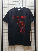 [USED]heidi./Tシャツ.TOWER RECORDS/NO MUSIC. NO LIFE.