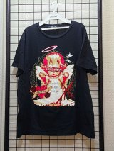 [USED]the Raid./Tシャツ.GOD'S WHIM TOUR 神様の気まぐれ