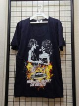 [USED]the GazettE(ガゼット)/Tシャツ.NAMELESS LIBERTY SIX BULLETS