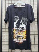 [USED]the GazettE(ガゼット)/Tシャツ.NAMELESS LIBERTY SIX BULLETS