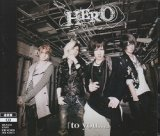 [USED]HERO/「to you...」(通常盤)