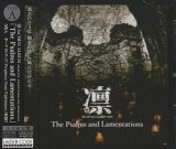 [USED]凛/The Psalms and Lamentations(TYPE A/黒)