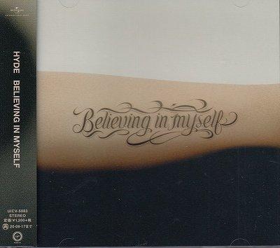 In hyde myself believing BELIEVING IN