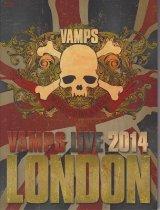 [USED]VAMPS/VAMPS LIVE 2014: LONDON(通常盤A/Blu-ray)