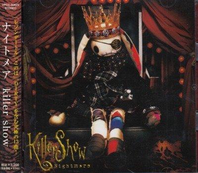 画像1: [USED]ナイトメア/killer show(初回限定盤/CD+DVD)