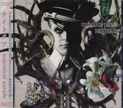 画像1: [USED]ナイトメア/majestical parade(初回限定盤/CD+DVD)
