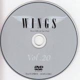 [USED]Royz/WINGS Vol.20(DVD会報)