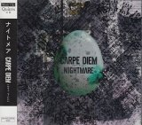 [USED]NIGHTMARE(ナイトメア)/CARPE DIEM(A type/CD+DVD/トレカ付)